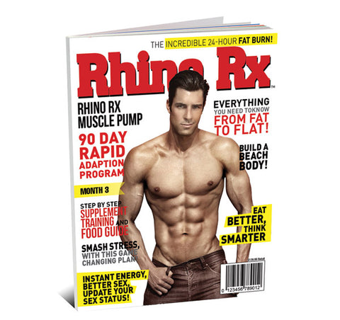 Rhino RX ebook Month 3