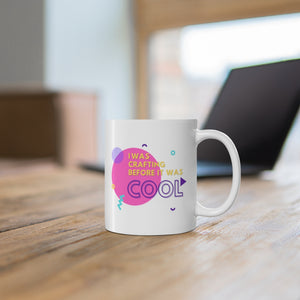 It was Cool: Coffee Mug