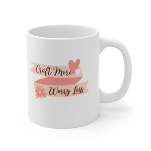 Craft More: Coffee Mug
