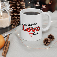 Load image into Gallery viewer, Scrapbook Love Club: Coffee Mug