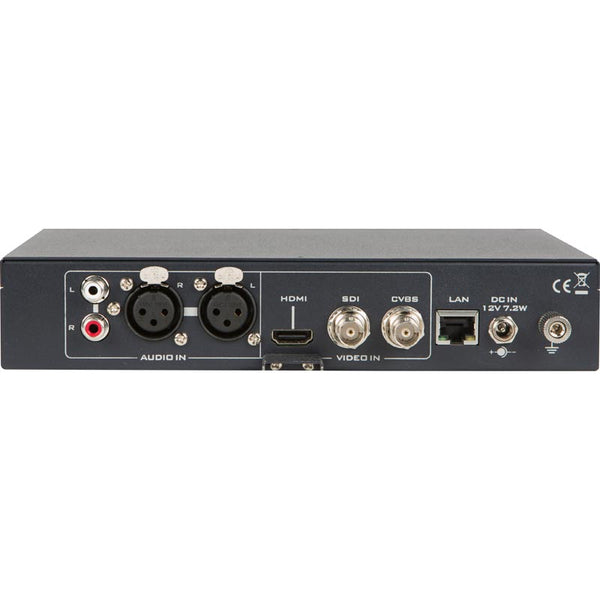 NVS-25 H.264 Video Streaming Server / Recorder