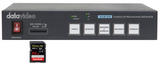 Datavideo NVS-33 Recorder/Streaming Encoder Front