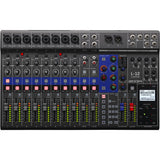 Zoom L-12 LiveTrak 12-Channel Digital Mixer & Multitrack Recorder