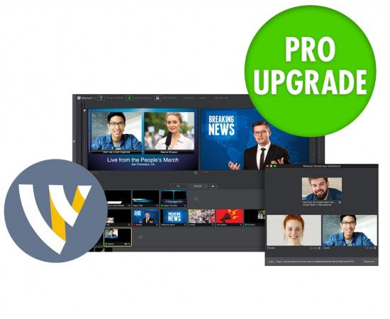 Wirecast Pro 4-7 to Wirecast PRO 9 Upgrade