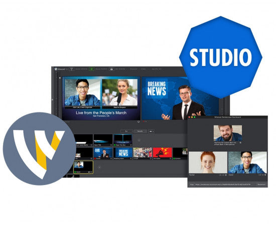 Telestream Wirecast Studio 8 - Windows