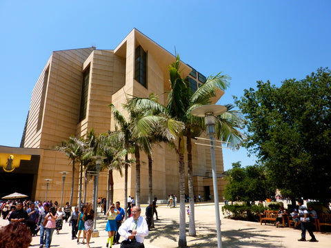Cathedral of the City of the Angels