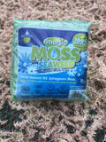 Magic Moss - 10 litre, Long Stranded Moss & Seaweed - semi compressed 10 litre cube.