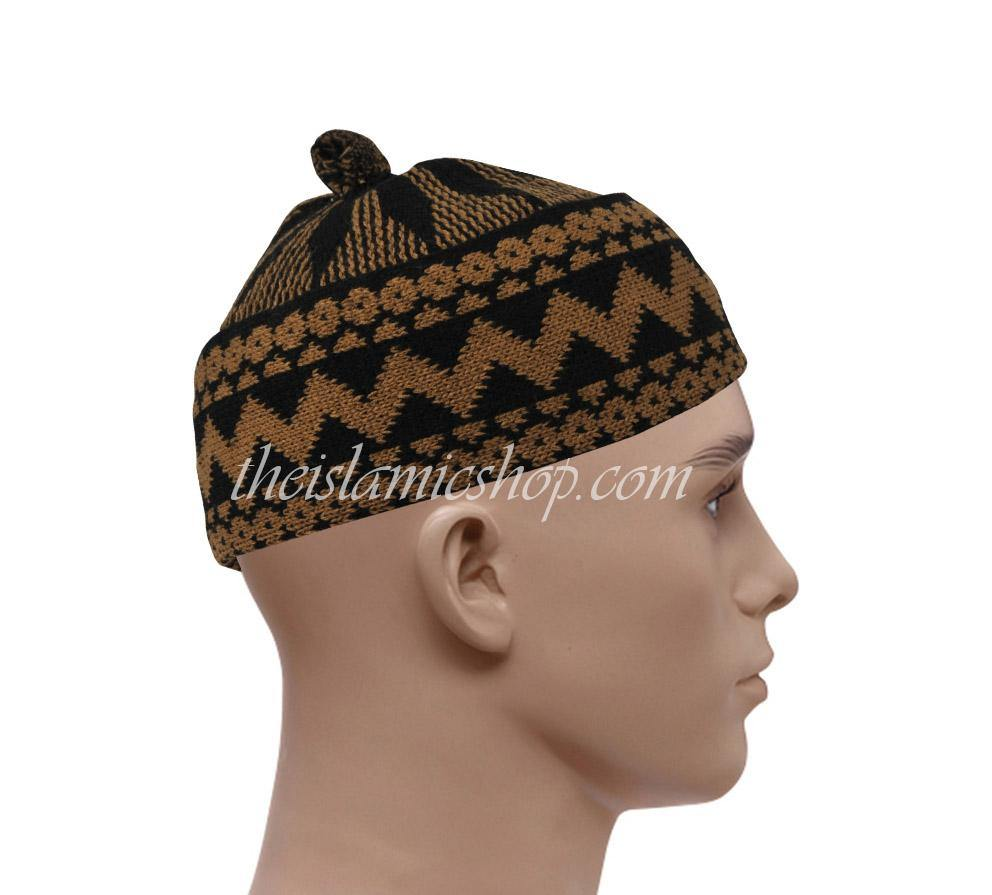 Alif-haji-hats-black-brown-high-qualty-the-islamic-shop