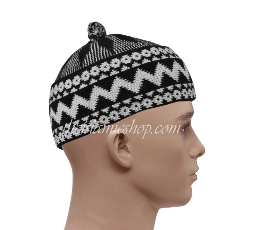 Alif-haji-hats-black-white-high-qualty-the-islamic-shop