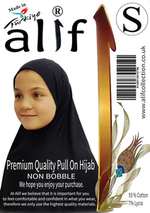 alif-girls-pull-on-non-buuble turlu-viscose-cotton-hijab-small-the-islamic-shop
