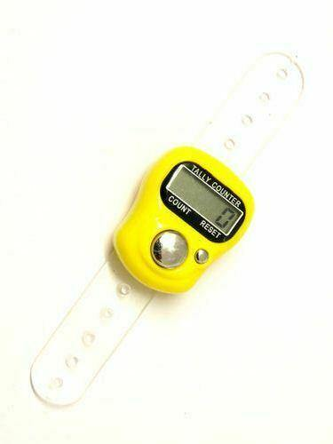 Digital Finger Tally Counter Tasbeeh - The Islamic Shop