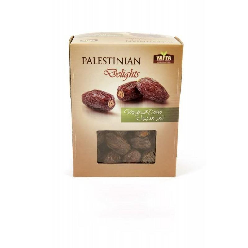 Palestinian Delights Medjoul Dates (Medium) - 900g - The Islamic Shop