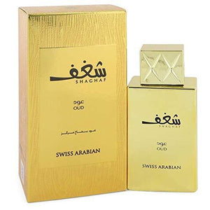 Shaghaf Oud 75ml Edp by Swiss Arabian - The Islamic Shop