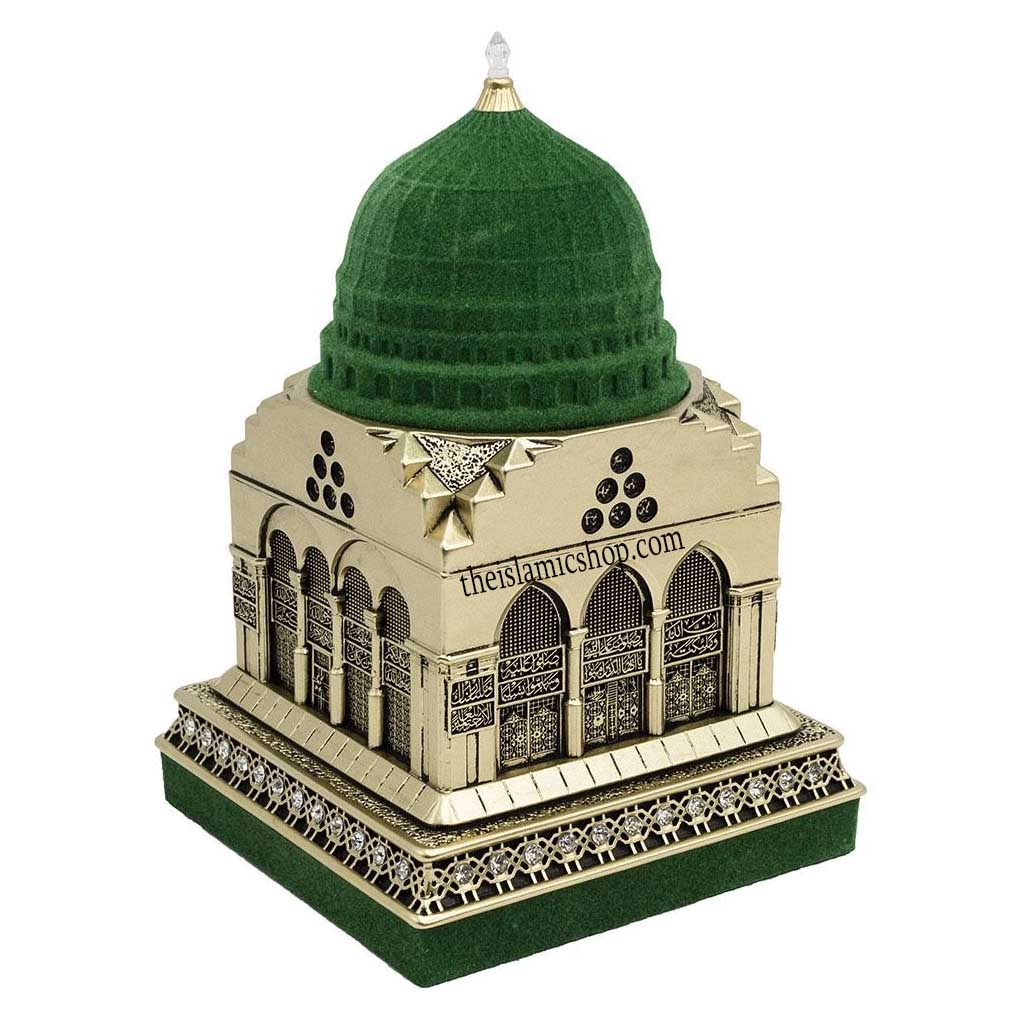 the-islamic-shop-islamic-decor-gold-al-masjid-an-nabawi-madina-islamic-decor-replica-gold-colour-bb-0901-3472-8699433234728