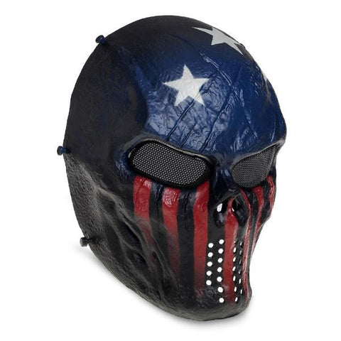 Stars & Stripes Full Mask