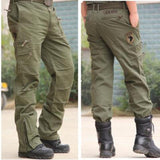 Casual Army Pants