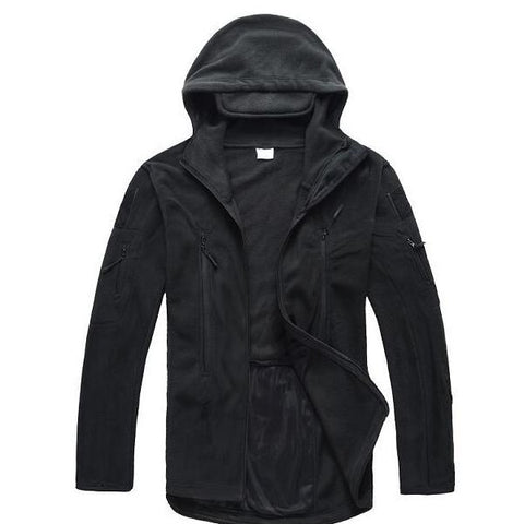 Soft Outerwear Jacket