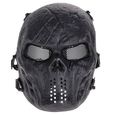 Black Protection Mask