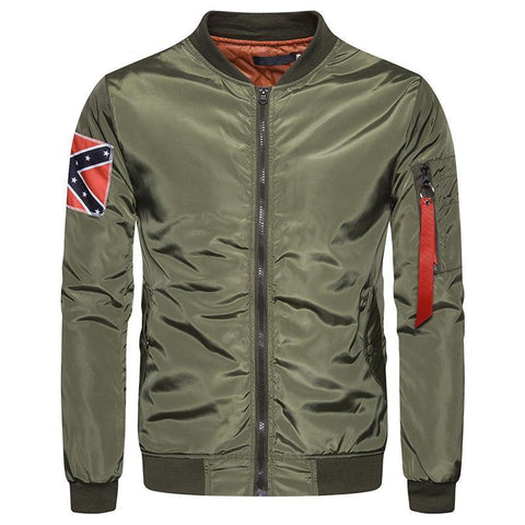 Confederate Bomber Jacket