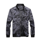 Everyday Camo Bomber Jacket