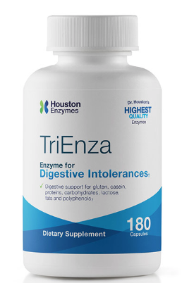 TriEnza Digestive Enzymes - 180 Capsules