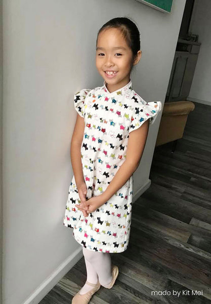 Girls Aline Qipao