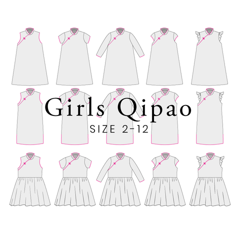 Girls Qipao / Cheongsam