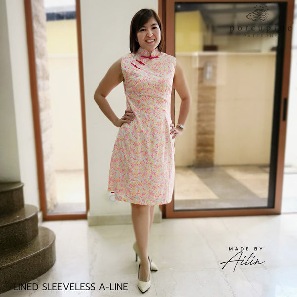 Ladies Qipao / Cheongsam Pattern