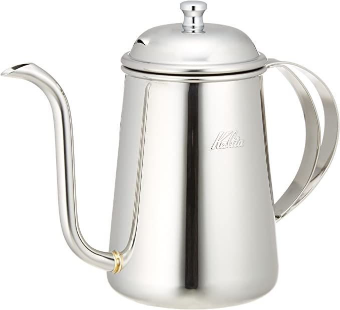 KALITA WAVE NARROW STAINLESS STEEL KETTLE - 0.7L
