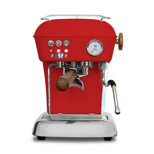 Ascaso Dream PID, Programmable Home Espresso Machine w/ Volumetric Controls, 120V