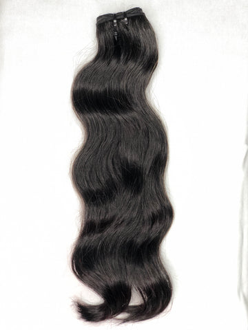 Raw Indian loose wave