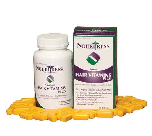 Nouritress Hair Vitamins Plus