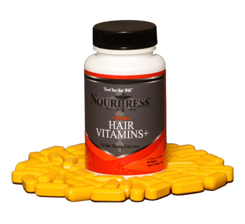 Men's Hair Vitamins Plus