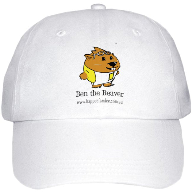 Cap White - Ben the Beaver