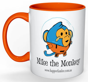 Mug - Mike the Monkey