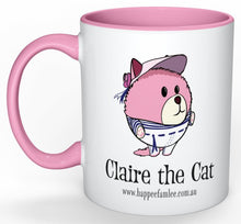 Mug - Claire the Cat