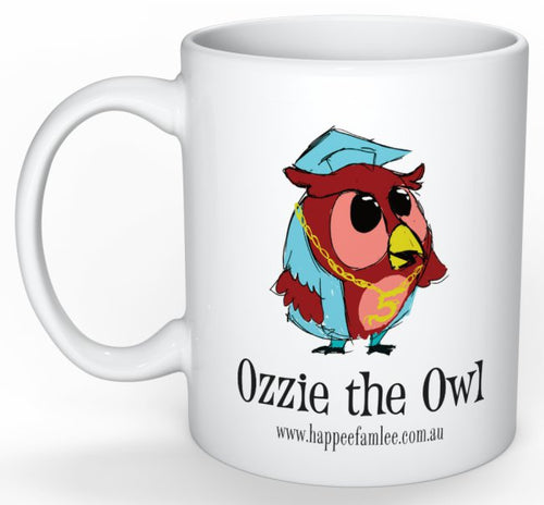 Mug - Ozzie the Owl
