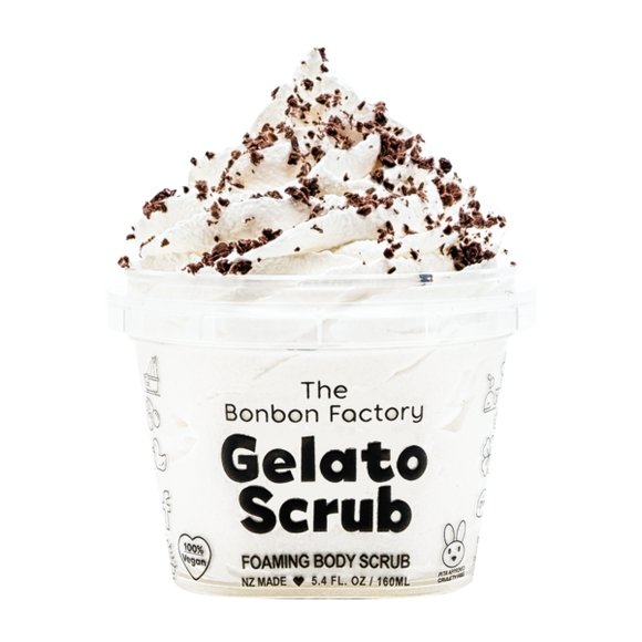 The Bonbon Factory - Soft Serve Gelato Scrub