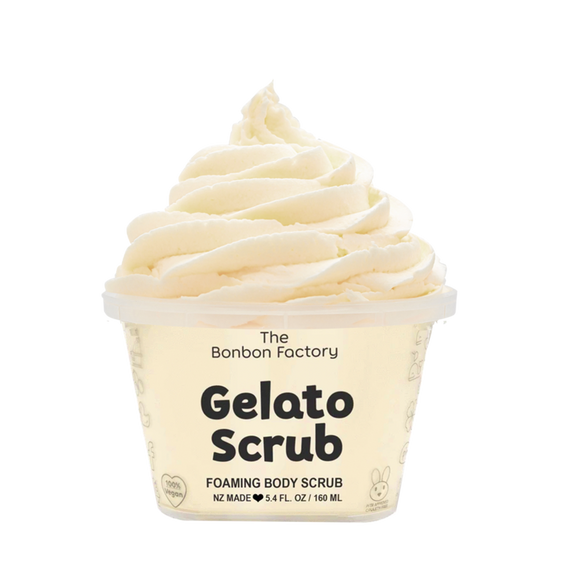 The Bonbon Factory - Pineapple Crush Gelato Scrub