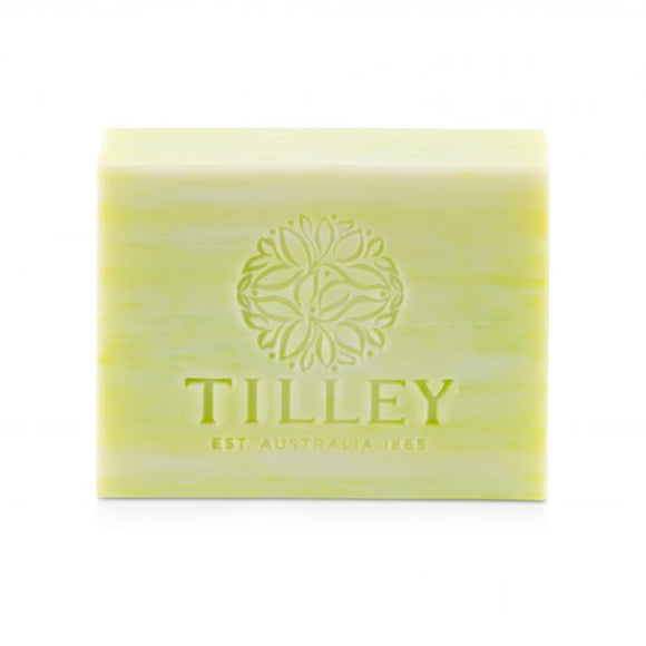 Tilley - Soap - Tropical Gardenia - SINGLE BAR