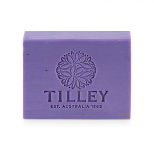 Tilley - Soap - Tasmanian Lavender - SINGLE BAR