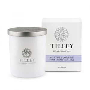 Tilley - Scented Soy Candles 240g