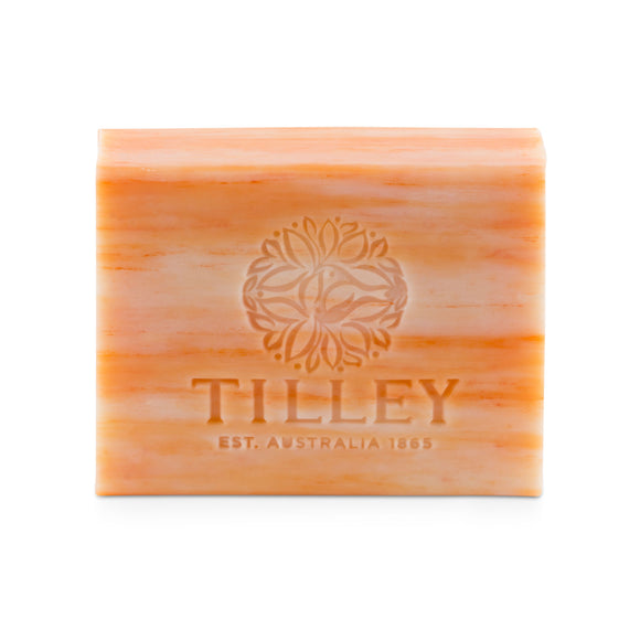 Tilley - Soap - Orange Blossom - SINGLE BAR