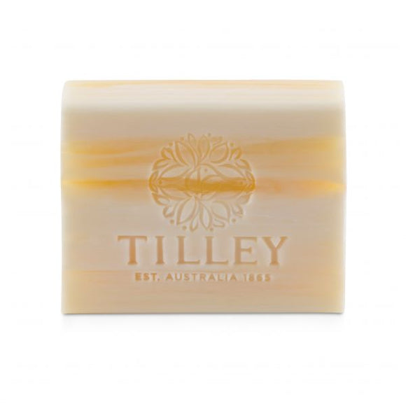 Tilley - Soap - Goatsmilk & Manuka Honey - SINGLE BAR
