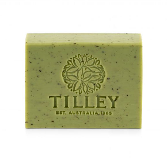 Tilley - Soap - Lemon Myrtle - SINGLE BAR
