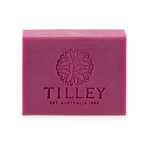 Tilley - Soap - Persian Fig  - SINGLE BAR