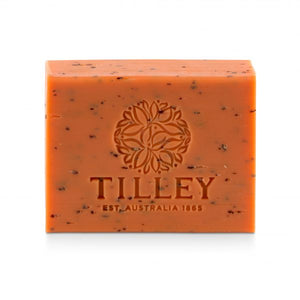 Tilley - Soap - Sandalwood & Bergamot - SINGLE BAR