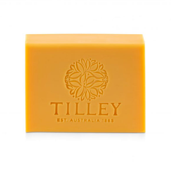 Tilley - Soap - Tahitian Frangipani - SINGLE BAR