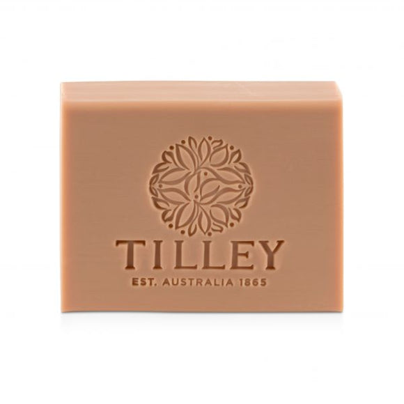 Tilley - Soap - Vanilla Bean - SINGLE BAR