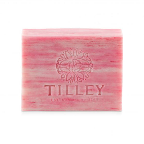 Tilley - Soap - Pink Lychee - SINGLE BAR